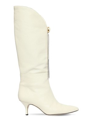 Magda Butrym 65mm czech leather tall boots