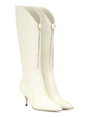 Magda Butrym czech leather boots