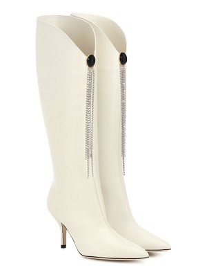 Magda Butrym england leather boots