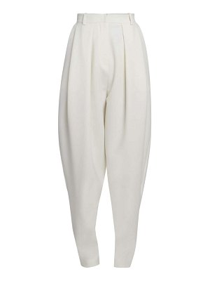 Magda Butrym high-waisted wool trousers
