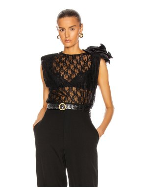 Magda Butrym lace blouse