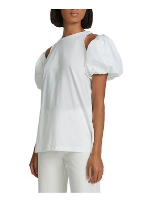 Maggie Marilyn more the merrier puff-sleeve top