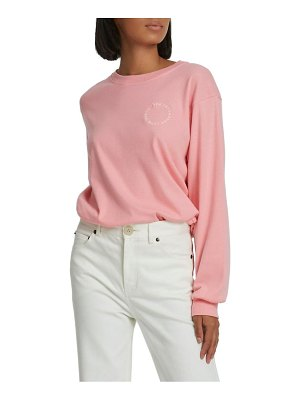 Maggie Marilyn you can change the world crew sweater