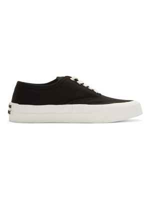 Maison Kitsune laced sneakers