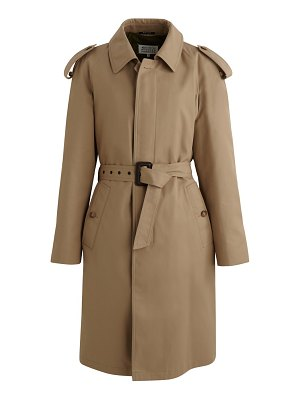 Maison Margiela Cape trench coat