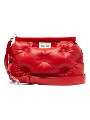 Maison Margiela glam slam medium quilted leather bag