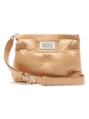 Maison Margiela Glam Slam Quilted Leather Cross Body Bag