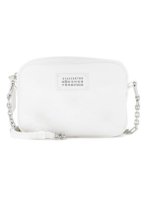 Maison Margiela glam slam small leather shoulder bag