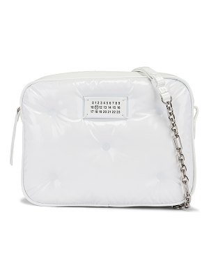 Maison Margiela glam slam tufted chain crossbody bag