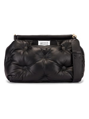 Maison Margiela glam slam tufted shoulder bag