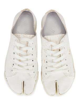 Maison Margiela low top tabi sneakers