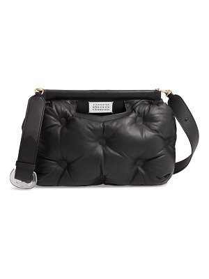 Maison Margiela medium glam slam leather shoulder bag