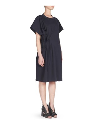 Maison Margiela punto milano jersey cotton dress
