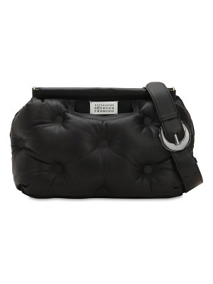 Maison Margiela Glam slam leather shoulder bag