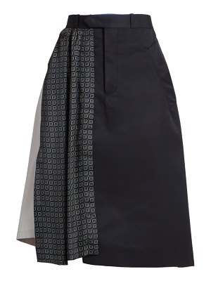 Maison Margiela technical skirt