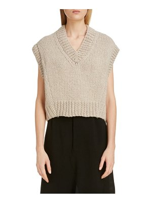 Maison Margiela v-neck sweater vest
