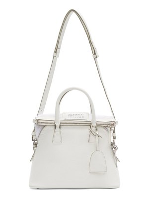 Maison Margiela white medium 5ac bag