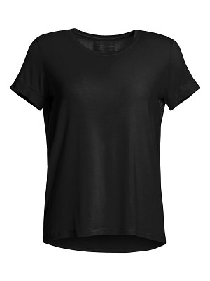 Majestic Filatures extrafine soft touch short sleeve t-shirt