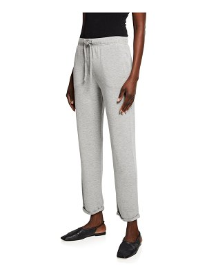Majestic Filatures French Terry Cuffed Drawstring Pants