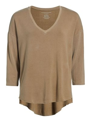 Majestic Filatures french terry semi-relaxed t-shirt