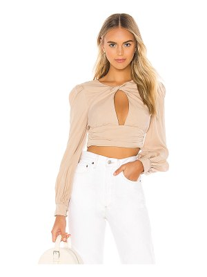 MAJORELLE aiden top