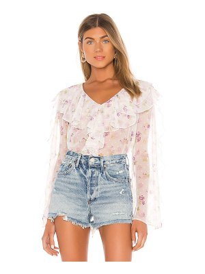 MAJORELLE cambridge top
