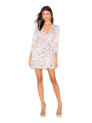 MAJORELLE carolina mini dress