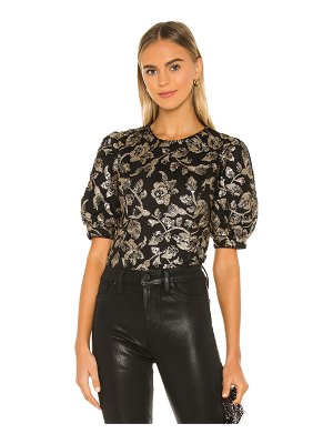 MAJORELLE carrington top