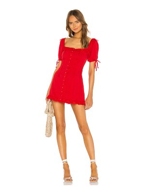 MAJORELLE chrisalee mini dress