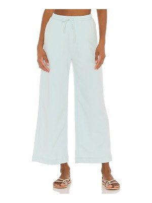 MAJORELLE cropped wide pant