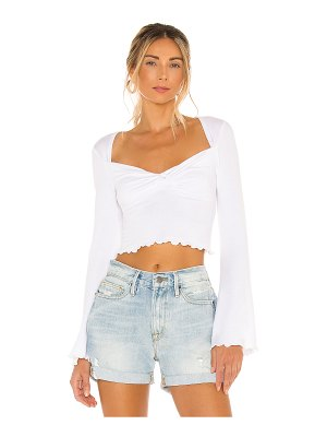 MAJORELLE cutie pie top