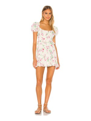 MAJORELLE lakeland mini dress