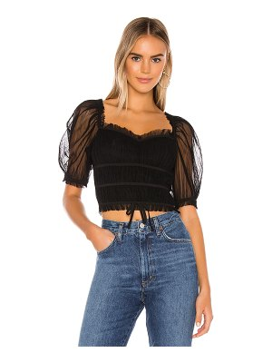 MAJORELLE love like this top