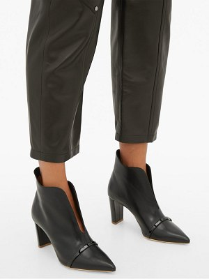 Malone Souliers clara cut out ankle boot