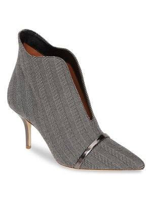 Malone Souliers cora pointy toe bootie
