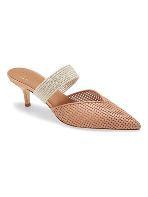Malone Souliers maisie banded pointed toe mule