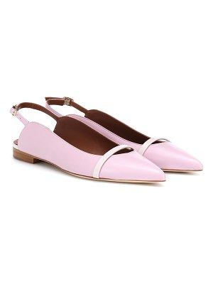 Malone Souliers Marion Luwolt leather flats