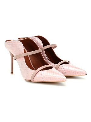 Malone Souliers maureen 85 leather mules