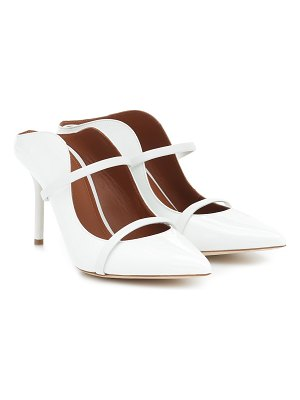 Malone Souliers maureen 85 patent leather mules