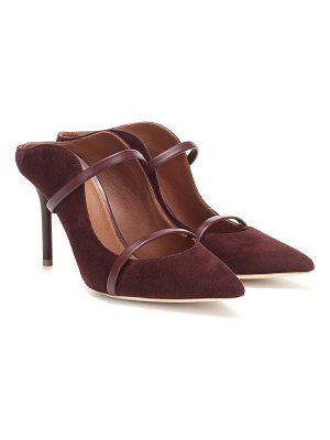 Malone Souliers maureen 85 suede mules