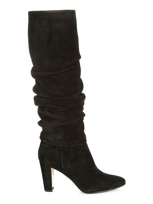 Manolo Blahnik shushanhi slouch suede boots