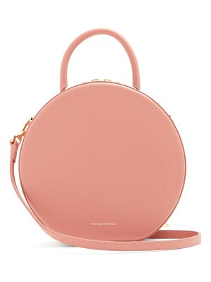Mansur Gavriel circle leather cross-body bag