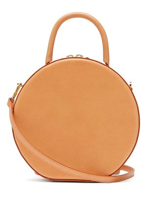 Mansur Gavriel circle leather cross body bag