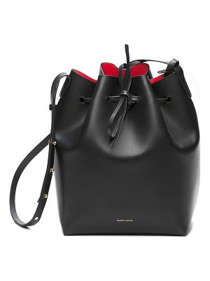 Mansur Gavriel Coated Large Bucket Bag