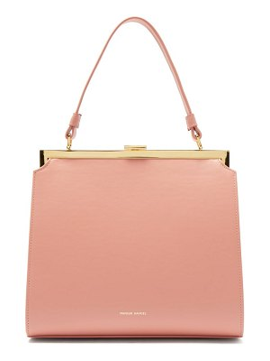 Mansur Gavriel elegant leather clutch bag