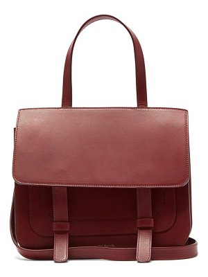 Mansur Gavriel leather satchel shoulder bag
