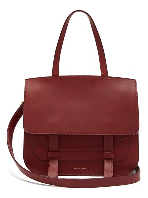 Mansur Gavriel messenger leather shoulder bag