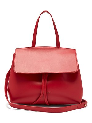 Mansur Gavriel mini lady leather cross-body bag