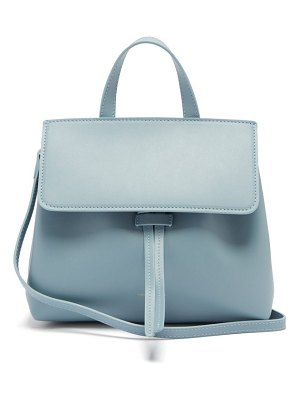 Mansur Gavriel Mini Mini Lady Leather Cross Body Bag