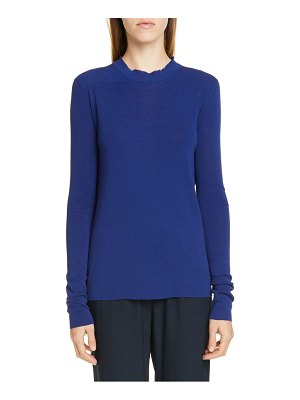Mansur Gavriel mock neck cotton sweater